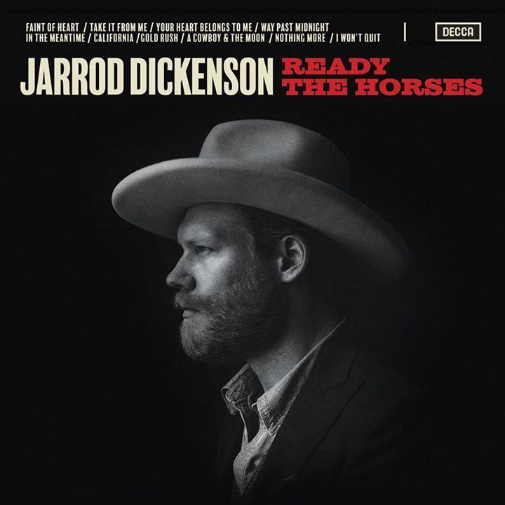 Jarrod Dickenson Tour Dates