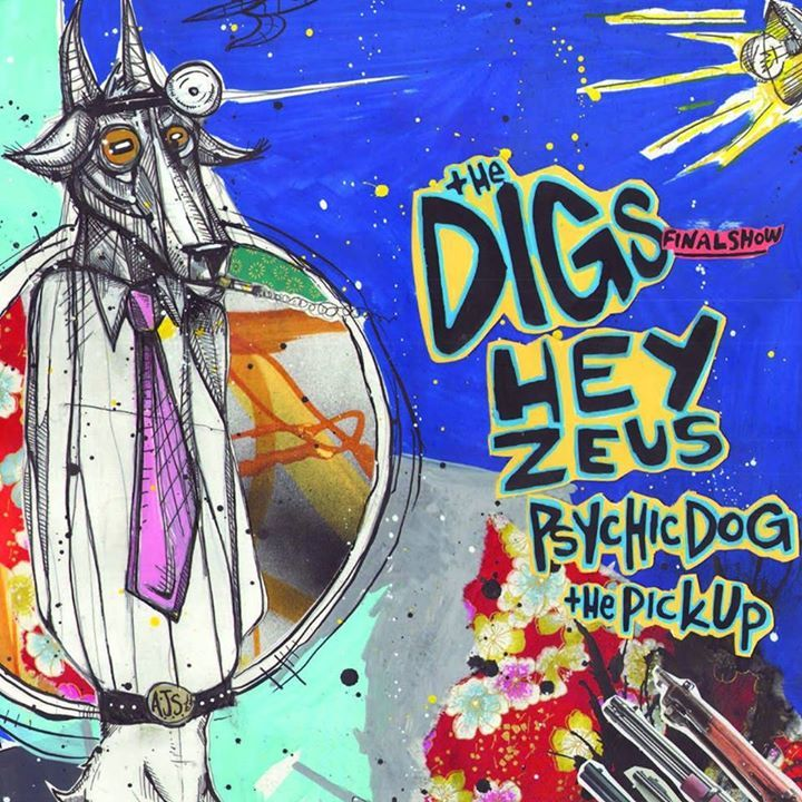 The Digs Tour Dates