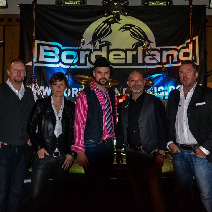 Borderland - North East Band Tour Dates