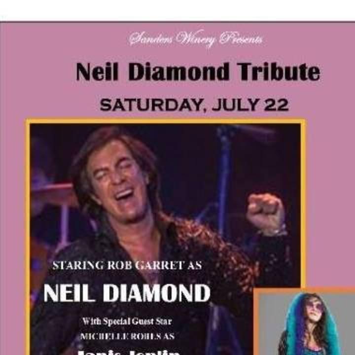 NEIL DIAMOND - THE TRIBUTE Tour Dates