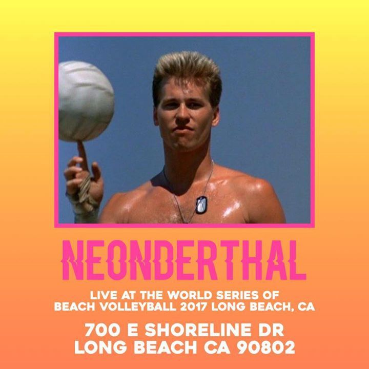 Neonderthal Tour Dates