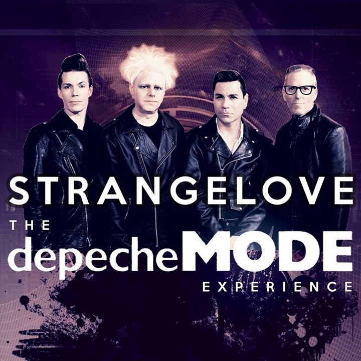 Strangelove-the Depeche Mode Experience Tour Dates