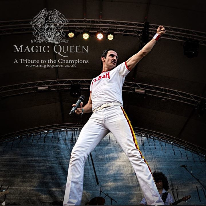 Magic Queen - Queen Tribute Band in London Tour Dates