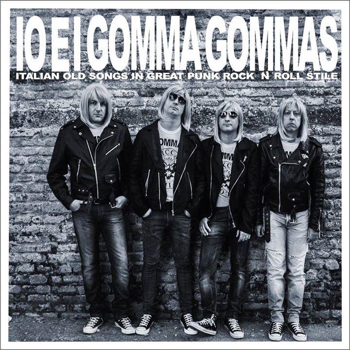 Io E I Gomma Gommas Tour Dates
