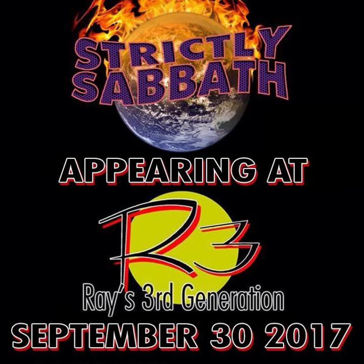 Strictly Sabbath @ Ray's 3rd Generation - Caledon, Canada
