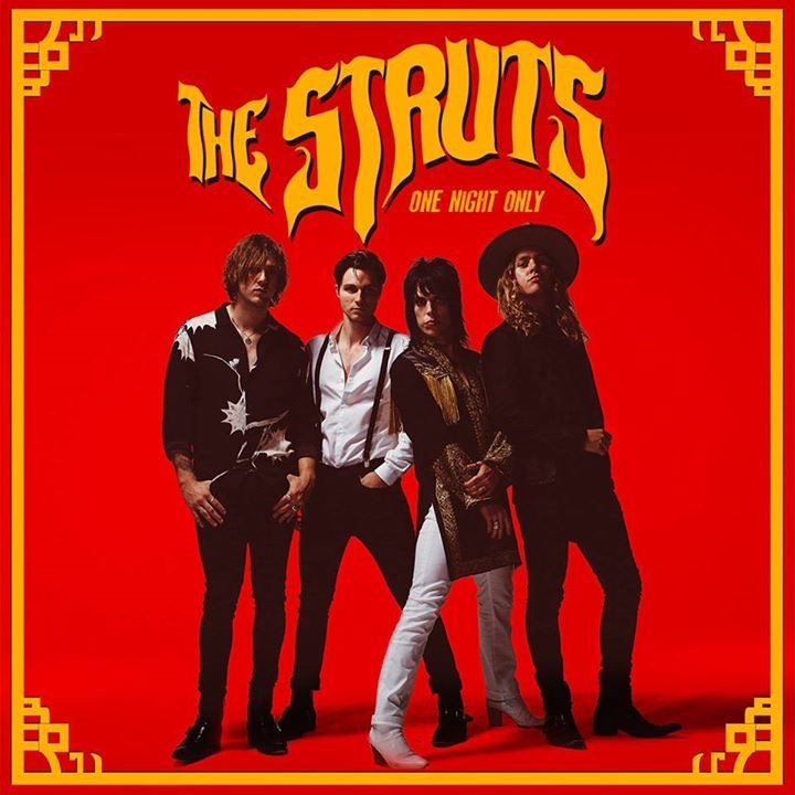 The Struts @ Denny Samford Premier Center - Sioux Falls, SD