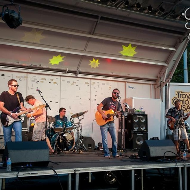 Seventh Street @ Rock the Bike Festival  - Troy, OH