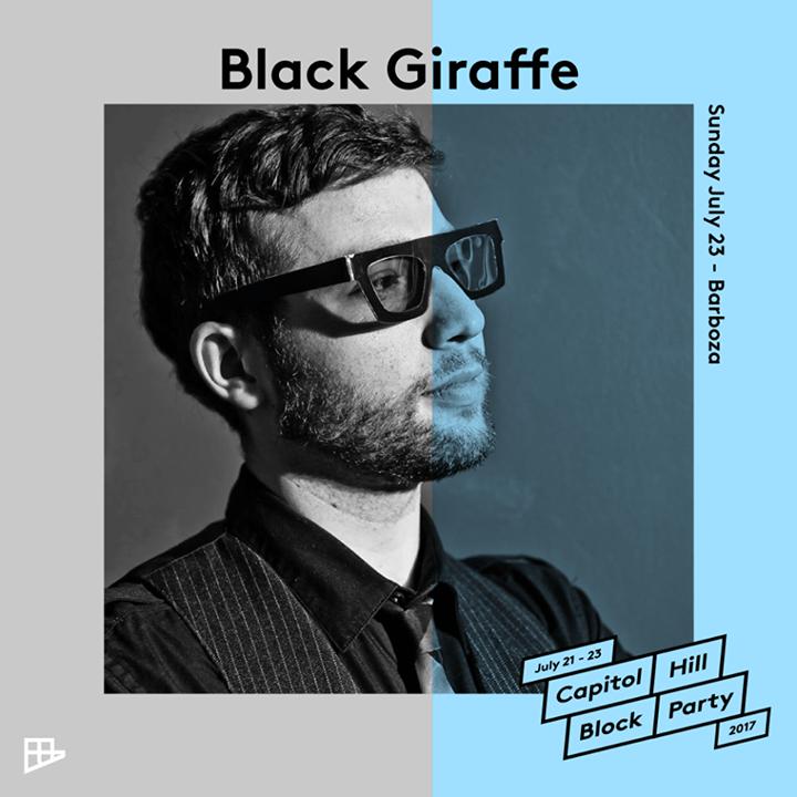 Black Giraffe @ W Seattle - Seattle, WA
