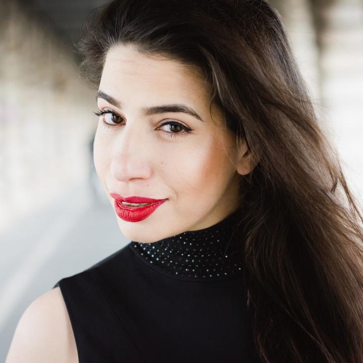 Naama Liany Mezzo Soprano @ Recital Lyrique - Delft, Netherlands