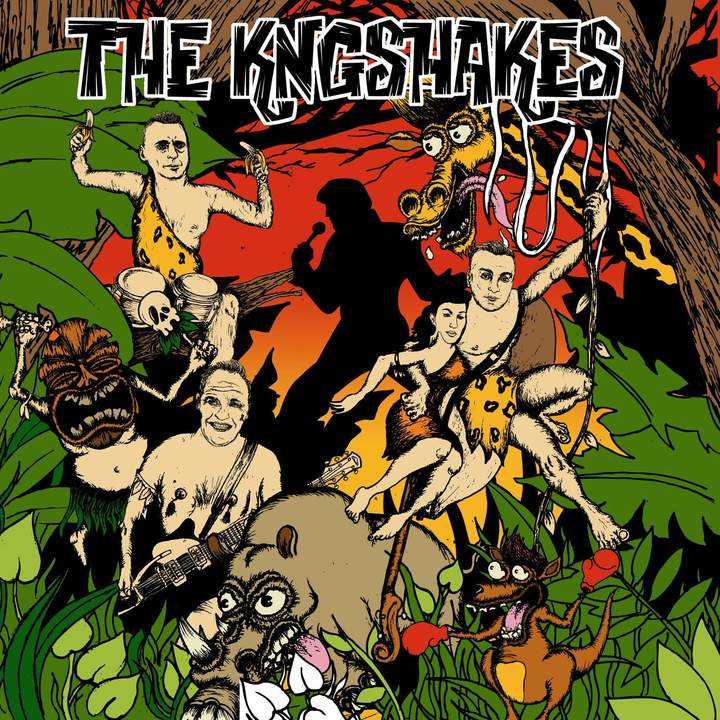 The kingshakes @ bell and butcher  - Nottingham, United Kingdom