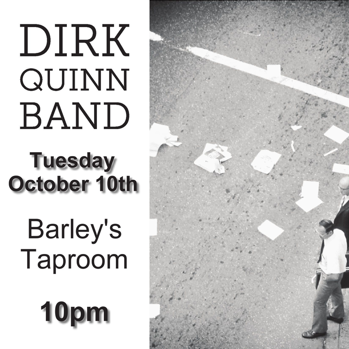 Dirk Quinn Band @ Barley's Taproom - Knoxville, TN