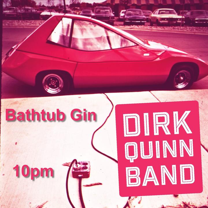 Dirk Quinn Band @ Bathtub Gin - Mooresville, NC