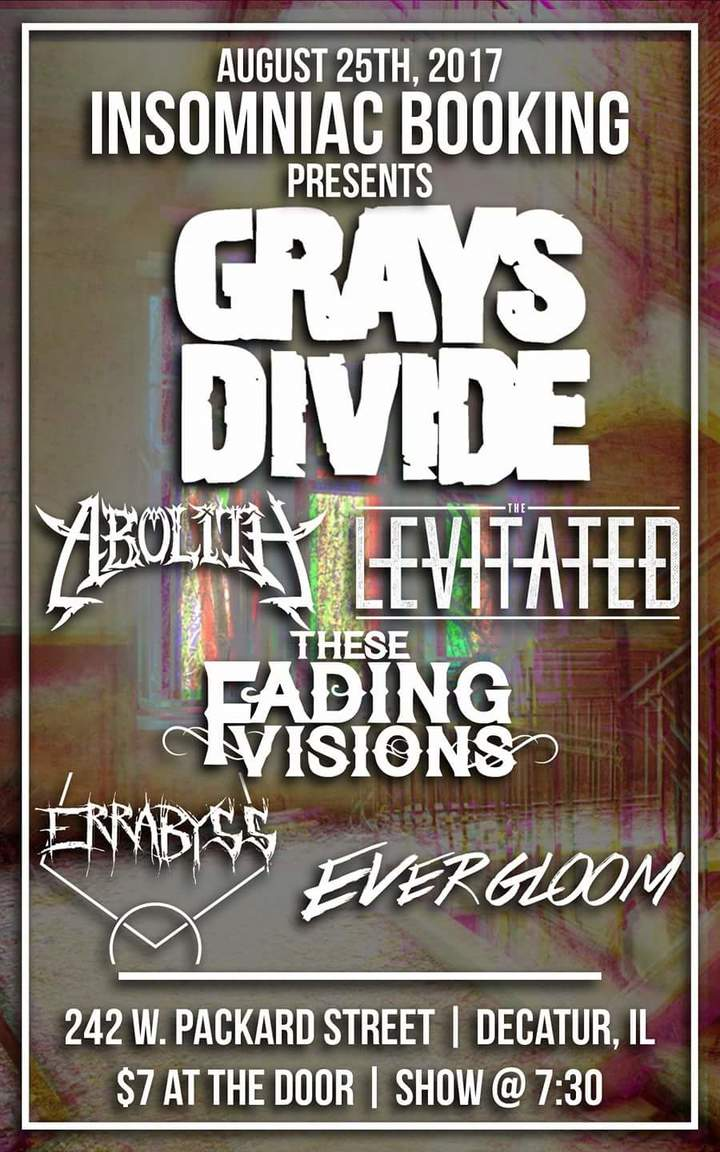 Grays Divide @ Doulos  - Decatur, IL