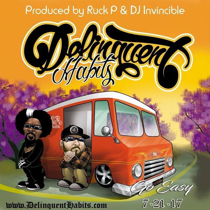Delinquent Habits Tour Dates