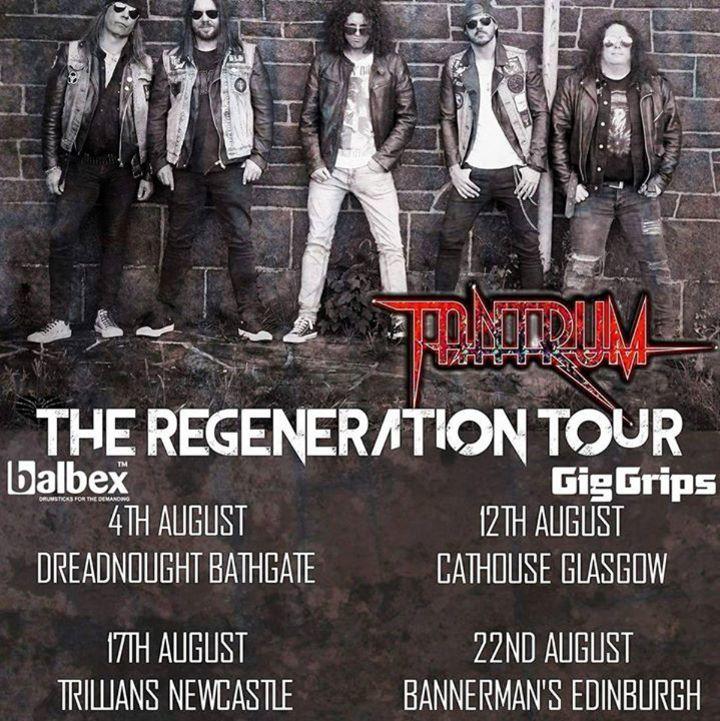 Tantrum Scotland @ La Belle Angele - Edinburgh, United Kingdom