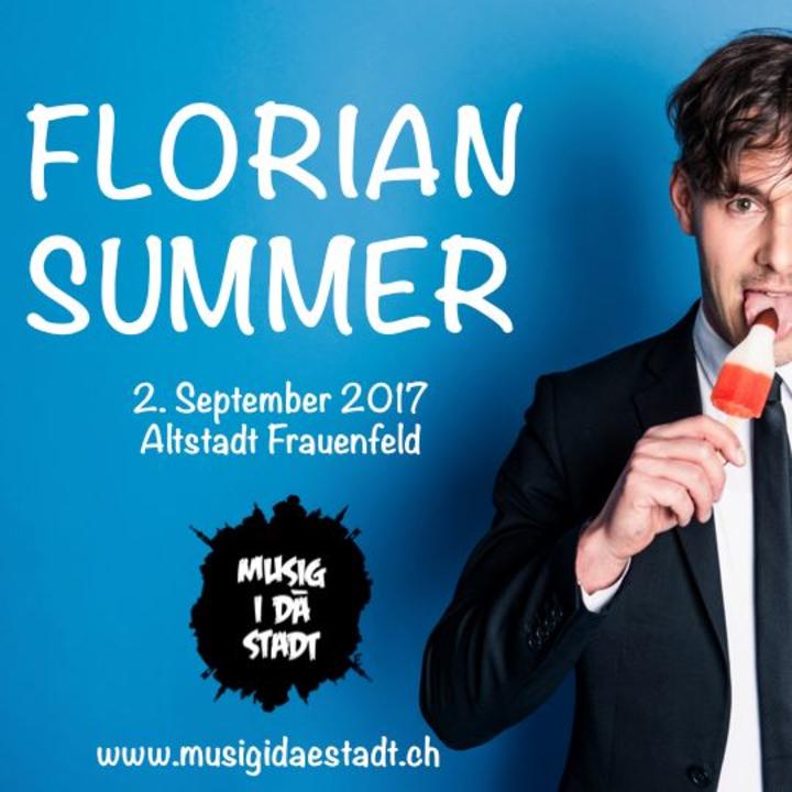 Florian Summer @ MUSIG I DÄ STADT - Frauenfeld, Switzerland