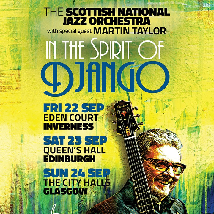 Scottish National Jazz Orchestra @ Eden Court Theatre - Inverness, United Kingdom