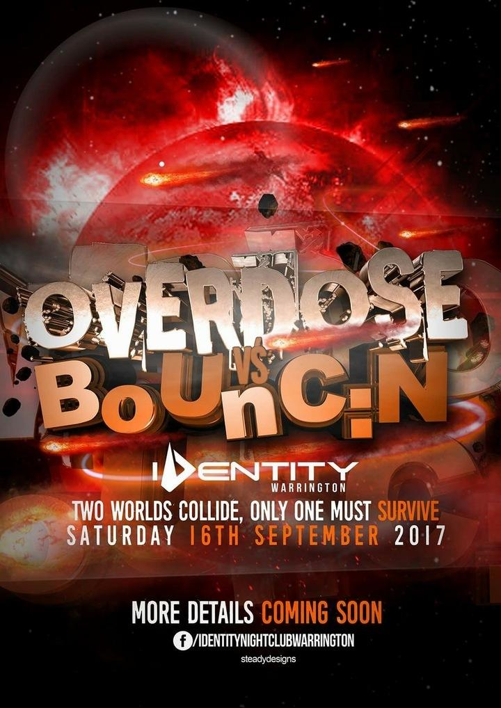 DJ John Neal @ Overdose Vs Bounc:N @ Identity Nightclub - Warrington, United Kingdom