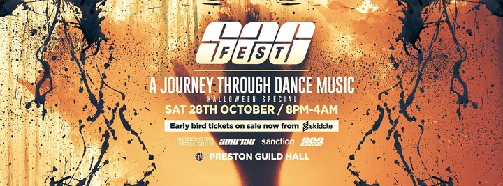 DJ John Neal @ S2S Festival @ Preston Guild Hall - Preston, United Kingdom