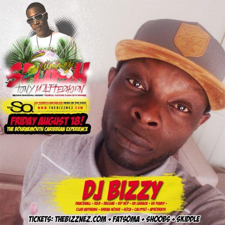 DJ Bizzy Tour Dates
