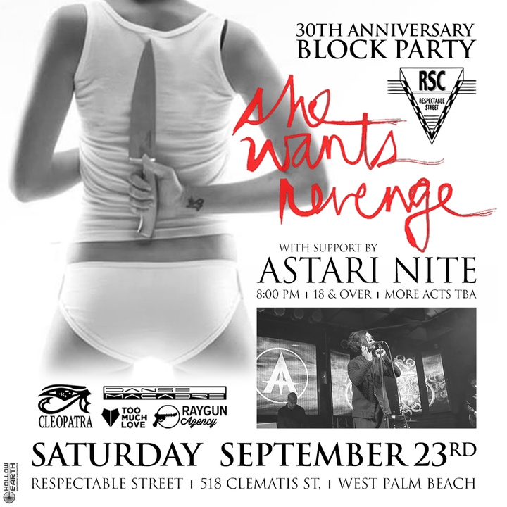 Astari Nite @ Respectable Street - West Palm Beach, FL