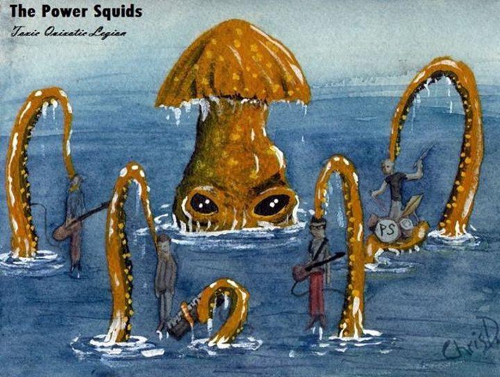 The Power Squids Tour Dates