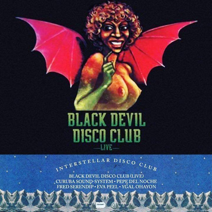 Black Devil Disco Club @ La Maroquinerie - Paris, France