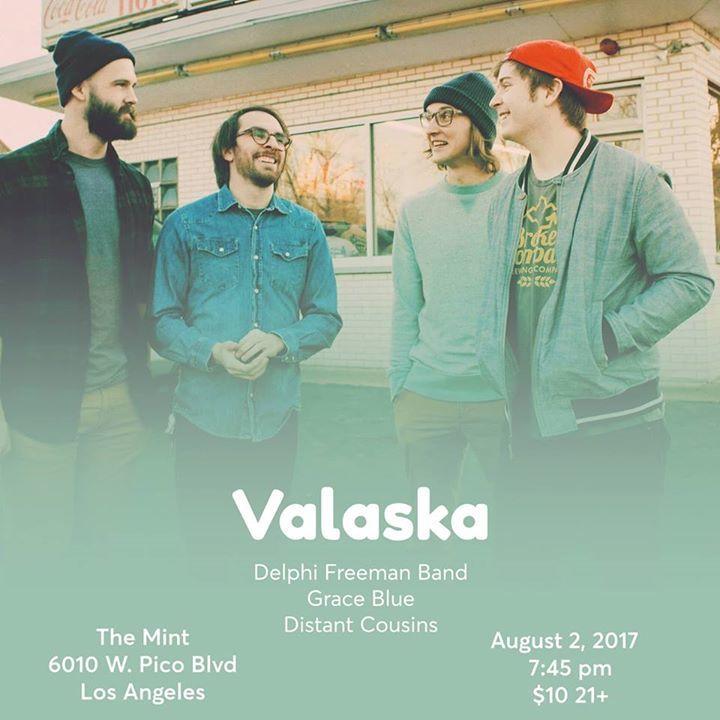 Valaska Tour Dates
