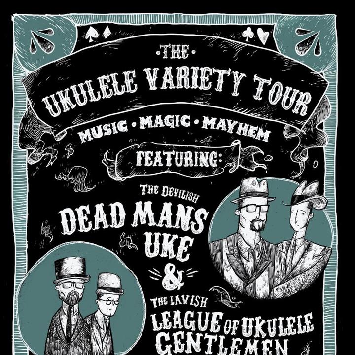 Dead Mans Uke @ The Marine Theatre - Lyme Regis, United Kingdom