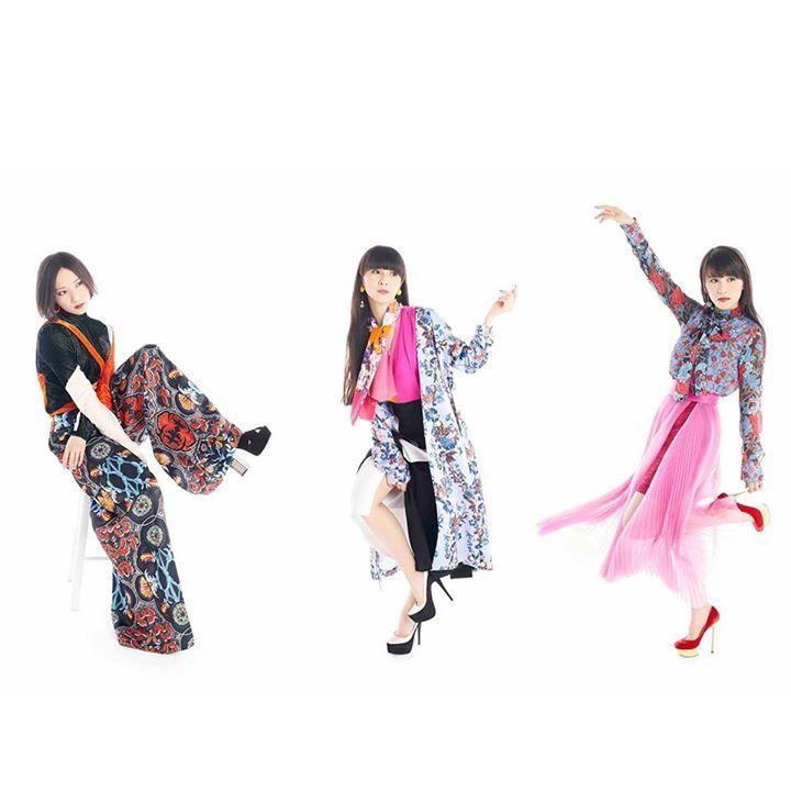 Perfume (パフューム) @ Aichi Prefecture Gymnasium - Okazaki, Japan