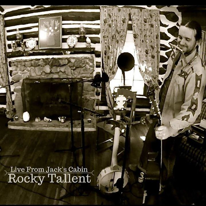 Rocky Tallent @ The Blue Canoe - Tupelo, MS