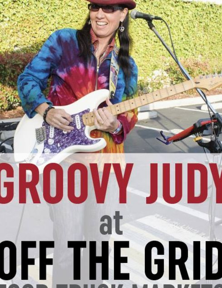 Groovy Judy @ The Kenwood Farmers Market - Kenwood, CA