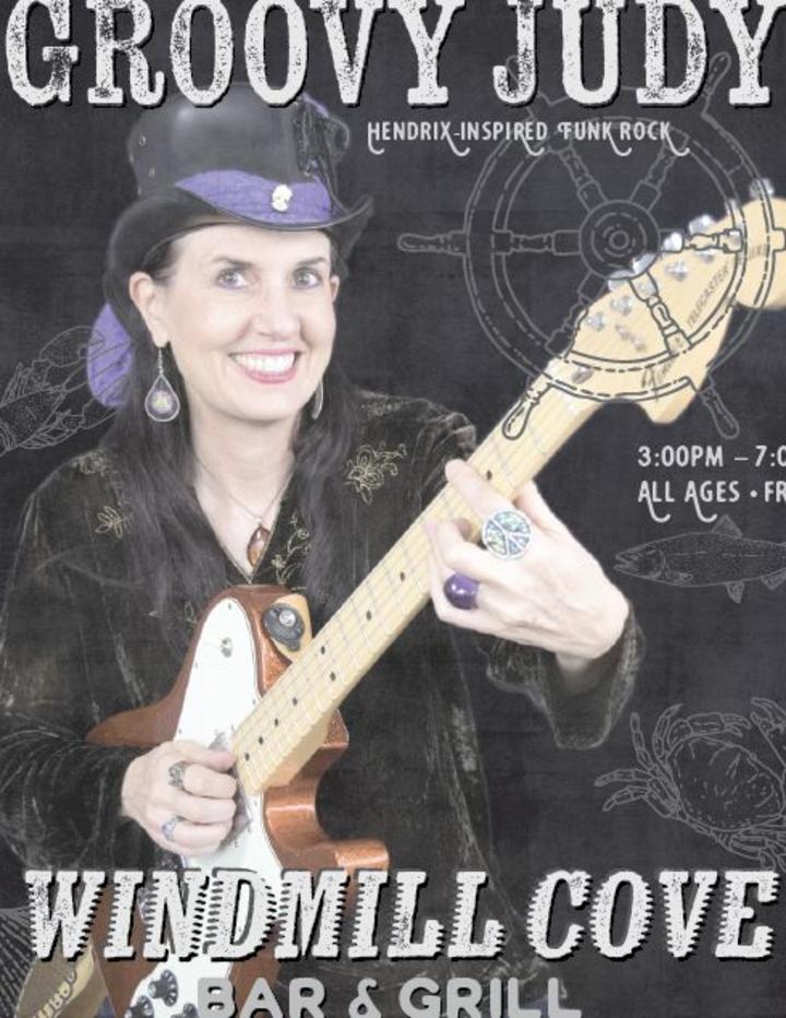 Groovy Judy @ Windmill Cove Bar & Grill - Stockton, CA
