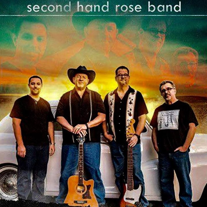 Second Hand Rose Band @ Longbranch Saloon - Round Rock, TX