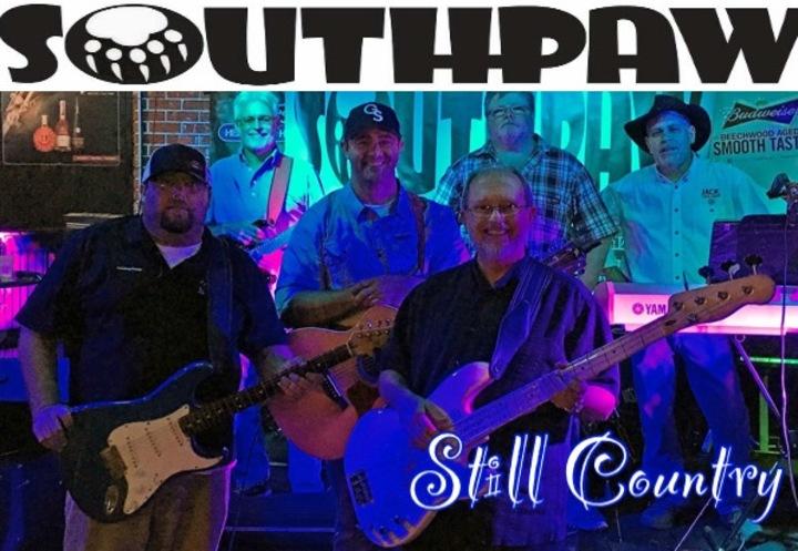 The Southpaw Band @ Baxley ACWV - Baxley, GA