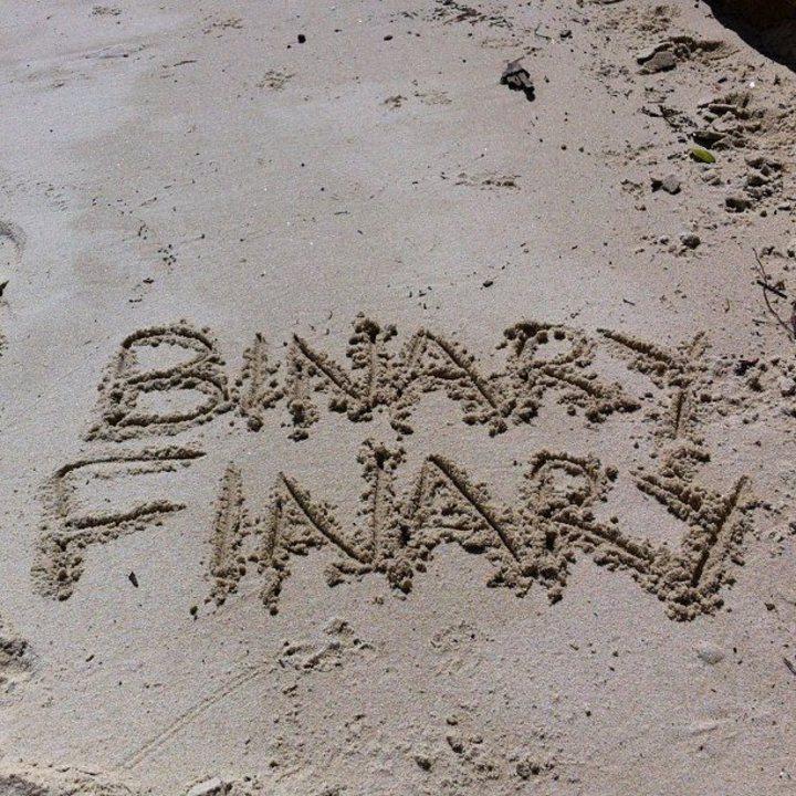 Binary Finary @ Factory Theatre - Marrickville, Australia