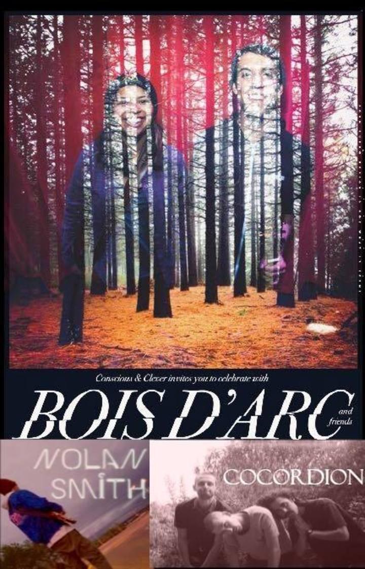 Bois D'arc Tour Dates