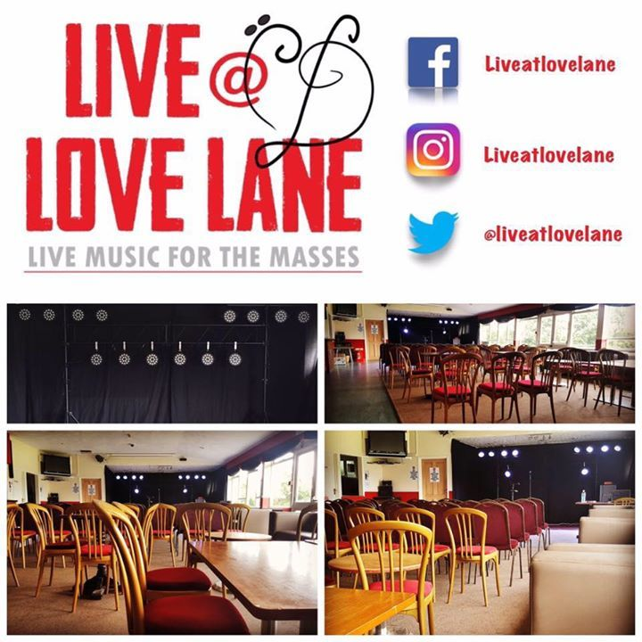 Live at Love Lane @ Petersfield Town Football Club - Petersfield, United Kingdom