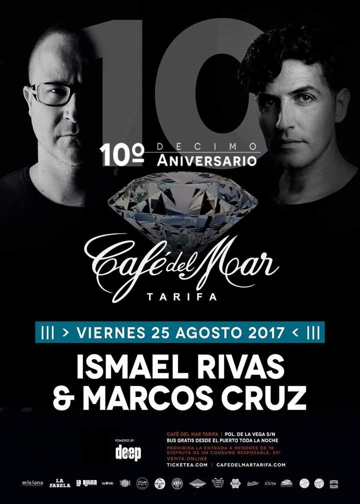 Marcos Cruz @ Café Del Mar  - Tarifa, Spain