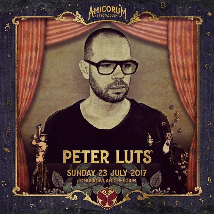 Peter Luts Tour Dates