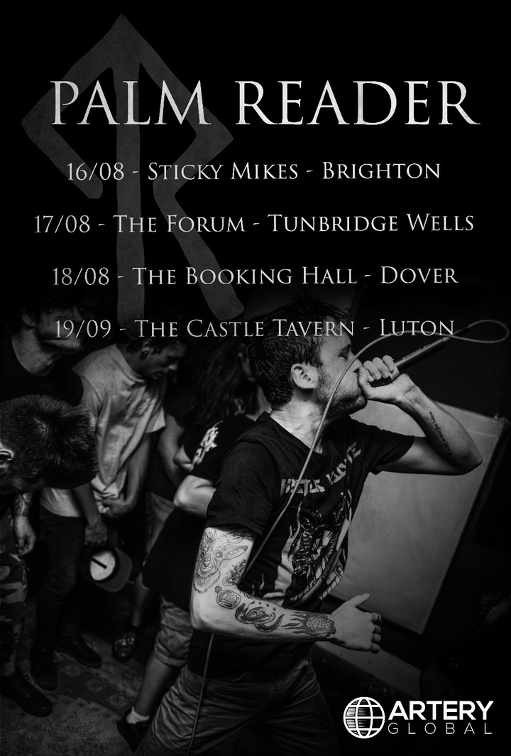 Palm Reader @ The Booking Hall  - Dover, United Kingdom