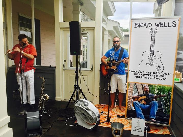 Brad Wells @ Original 46 Gastropub  - Bluffton, SC