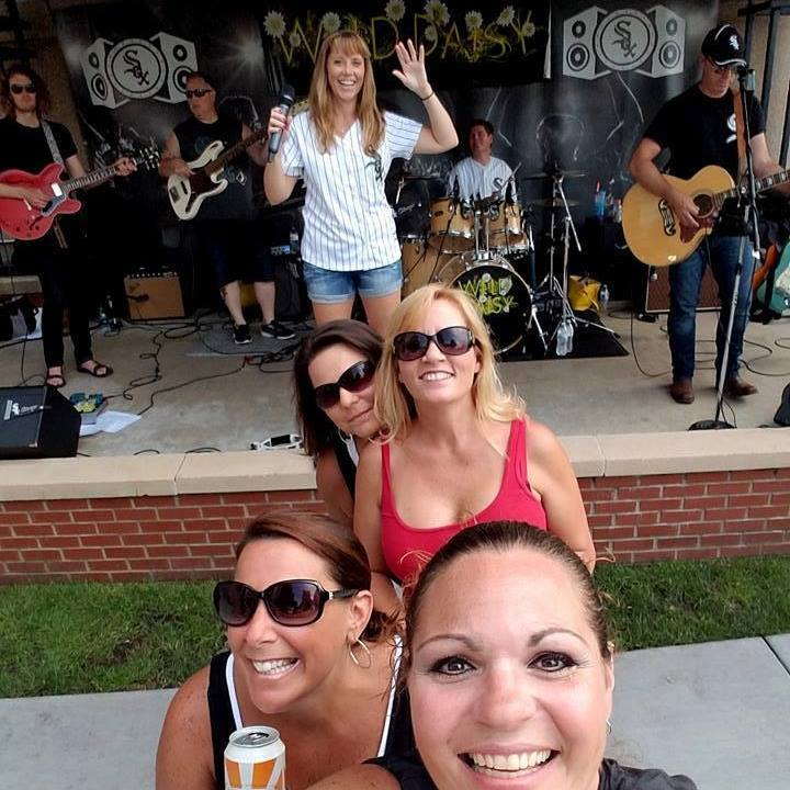 Wild Daisy @ Volunteer Park - Bolingbrook, IL