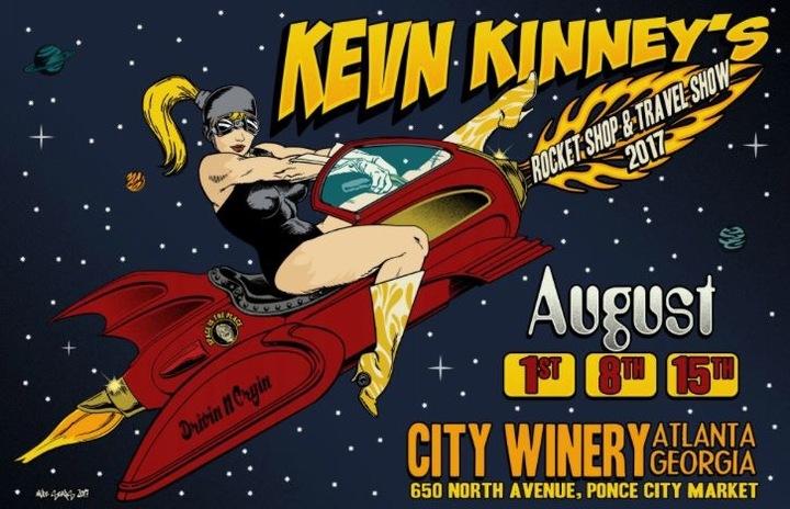 Drivin' N' Cryin' @ City Winery - Atlanta, GA