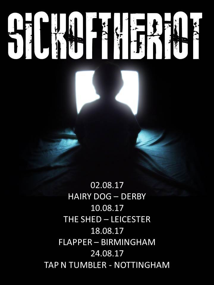 Sickoftheriot @ Suki10c - Birmingham, United Kingdom