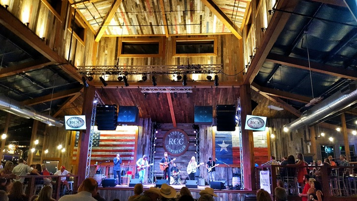Caleb & the Homegrown Tomatoes @ Redneck Country Club  - Stafford, TX