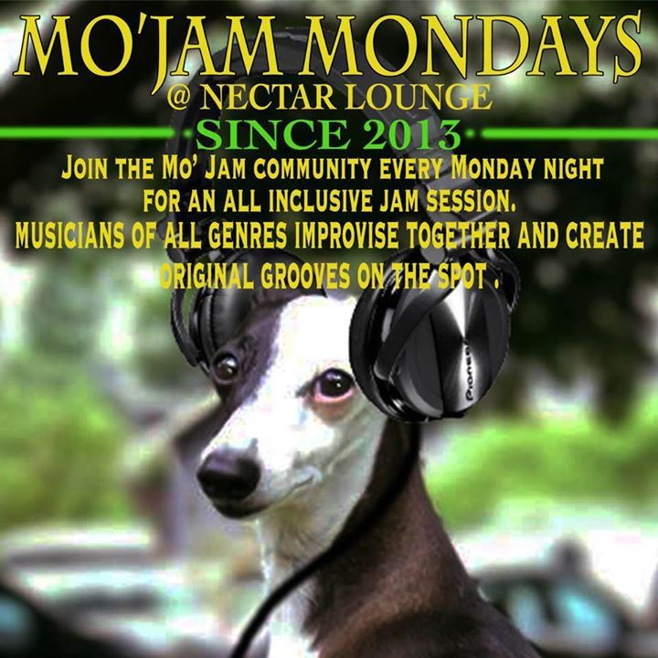 Mo' Jam Mondays Tour Dates