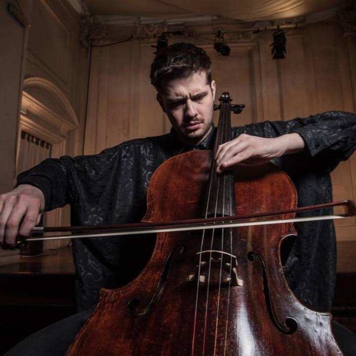 Lamberto Curtoni   Cellist - Composer Tour Dates