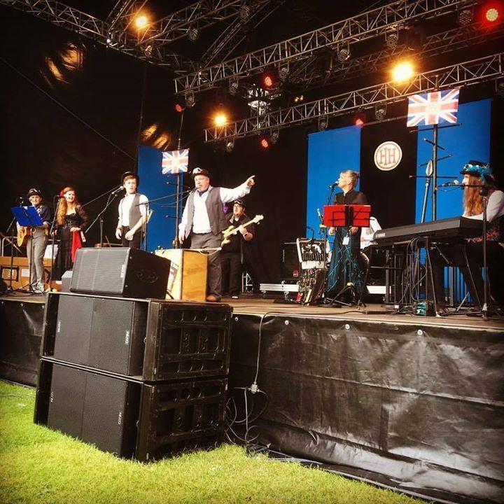 Preseli Pete And The Bluestone Boys Tour Dates