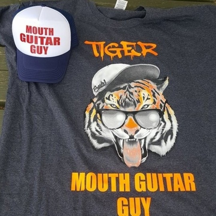 KFAN's Mouth Guitar Innovator & Legend Tour Dates